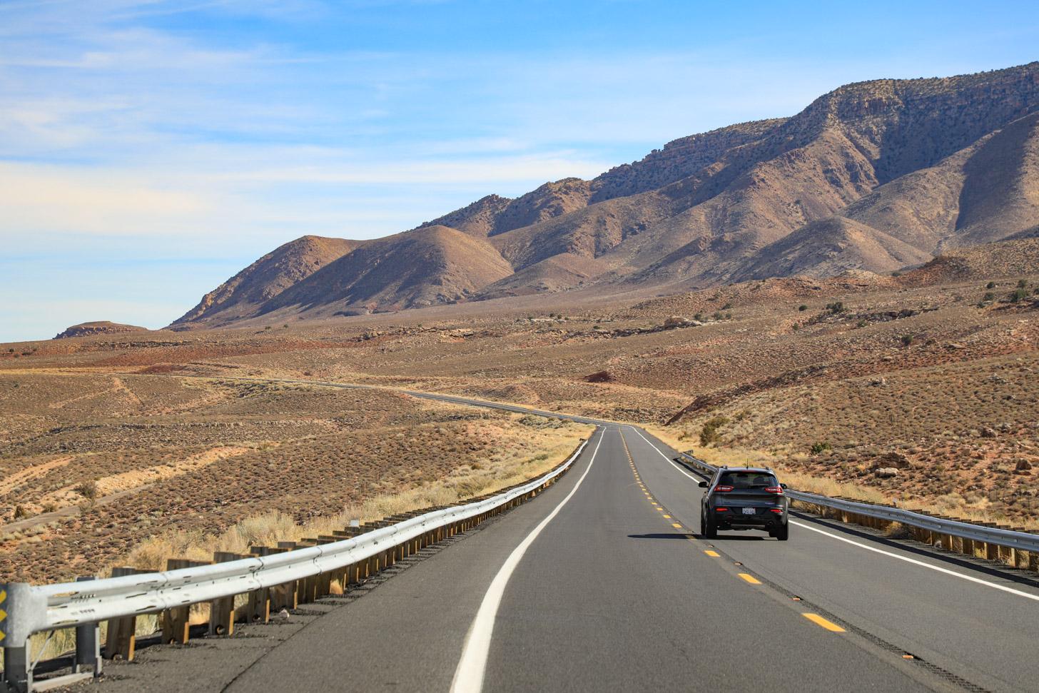 Autorijden in Amerika