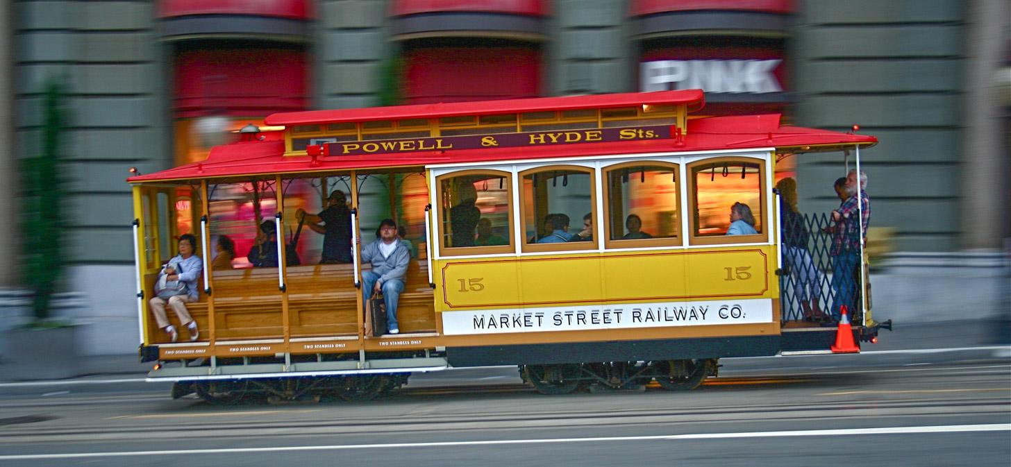 Kabeltrams van San Francisco