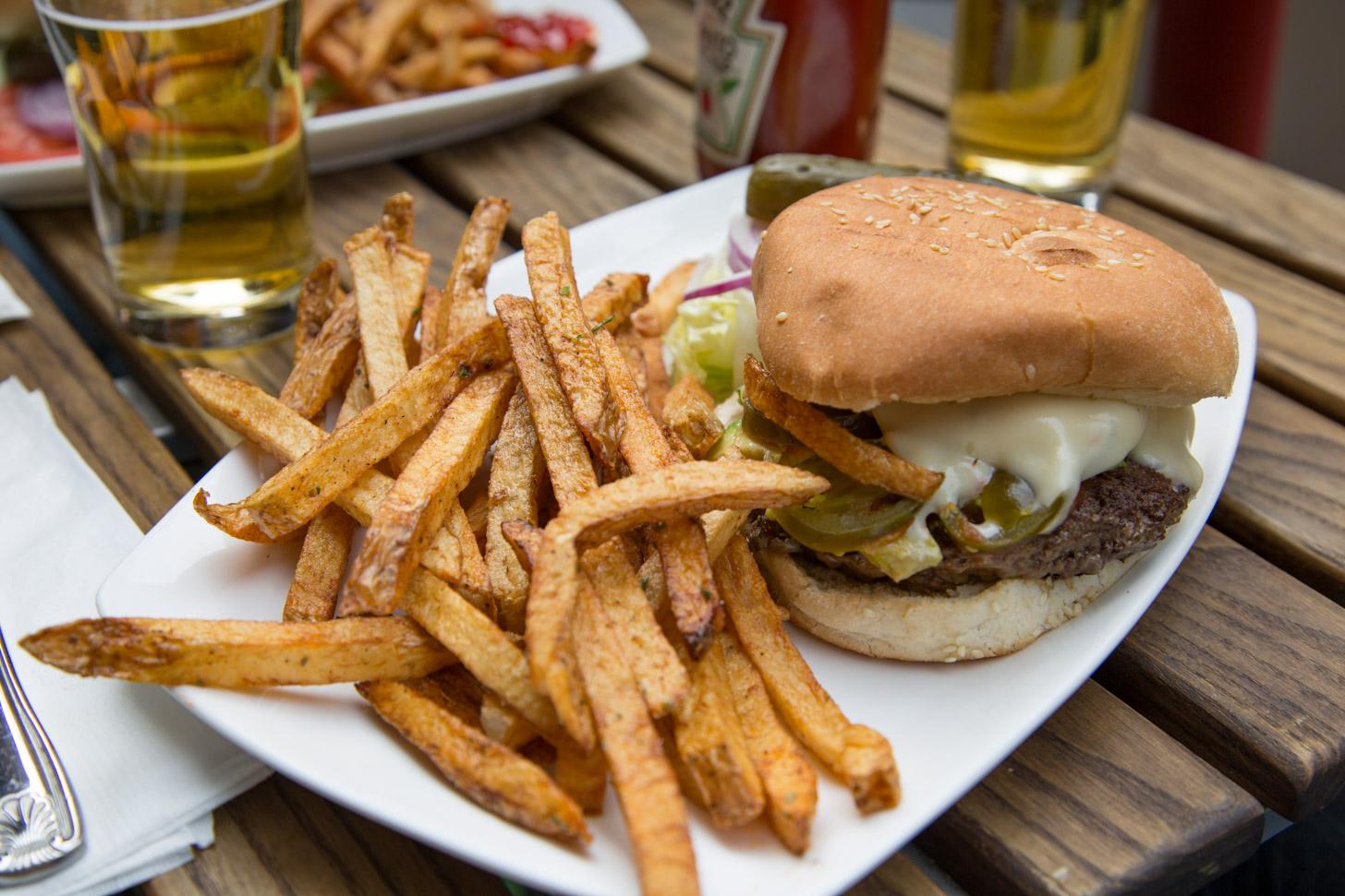 Ongezond eten en drinken